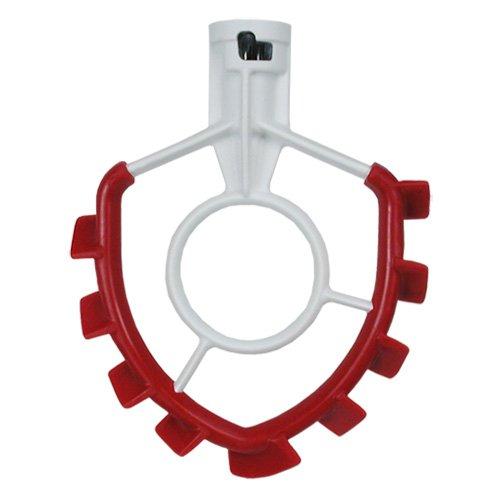 SideSwipe flex edge beater for KitchenAid 4.5 and 5-QT Bowl-Lift Mixers (Red, 4.5 and 5-Qt BOWL LIFT) (Professional Bowl Series 5 Plus)