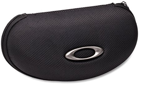 (Oakley Half Jacket/Flak Jacket Soft Vault Storage Case - Black)