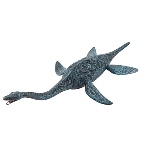 """TOYMYTOY Large Dinosaur 12"""" Plesiosaurus Realistic Dinosaur Figure - Soft Touch for Kids Toddler Education from TOYMYTOY"""