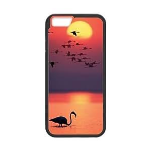 """Under Sunrise Image DIY Case for Iphone6 Plus 5.5"""", Custom Under Sunrise Image Case"""