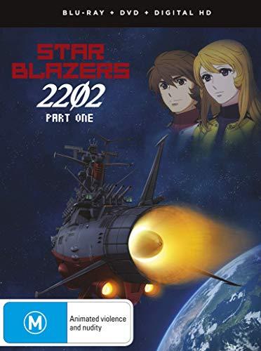 Star Blazers: Space Battleship Yamato 2202– Part One [Blu-ray]