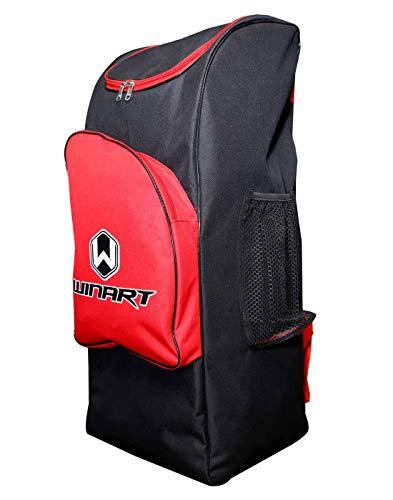 WINART KITBAG Professional Cricket Kit Bag-Sports Bag-Backpack-Cricket Bag (Multicolor) (Red) Price & Reviews