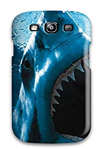 New Cute Funny Baring Teeth Case Cover/ Galaxy S3 Case Cover