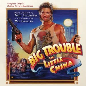 BIG TROUBLE IN LITTLE CHINA: LIMITED EDITION 2CD [Soundtrack]