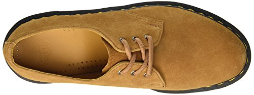 Dr. Martens 1461 Soft Buck, Zapatos de Vestir Unisex Adulto Soft Buck Tan
