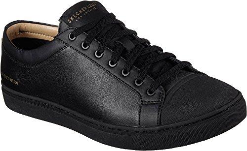 Skechers Heren Venice Santee Sneaker Zwart