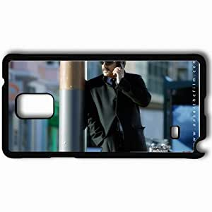 Personalized Samsung Note 4 Cell phone Case/Cover Skin Asal Film Movies Black by icecream design
