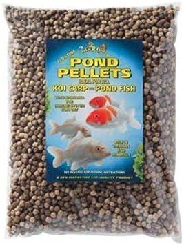 Alta Calidad Flotante Estanque Pellets Para Koi y todos Estanque peces. VARIOS PACK TALLAS - 1 KG pack