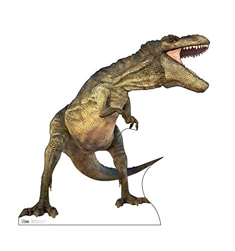 Advanced Graphics Tyrannosaurus Rex Life Size Cardboard Cutout Standup - Natural History Museum from Advanced Graphics