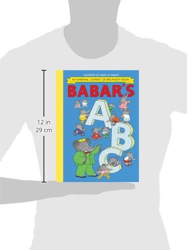 Babar's ABC (Original Laurent de Brunhoff Books)