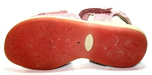 Juge a055 chaussures sandales enfant fille-rose-taille 25 (sans boîte)