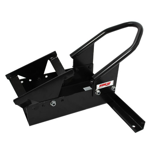 Removable Motorcycle Wheel Chock - 8