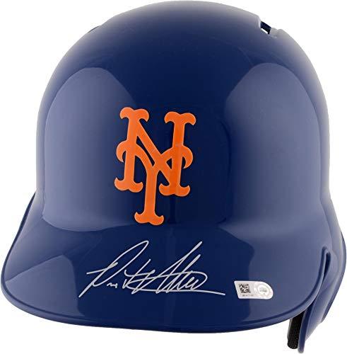 Pete Alonso New York Mets Autographed Replica Batting Helmet - Fanatics Authentic Certified - Autographed MLB Helmets