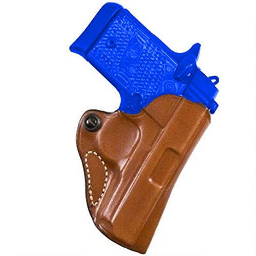 (DeSantis Glock 43 Thumb Break Mini Slide Holster, Tan, 085BA8BZ0)