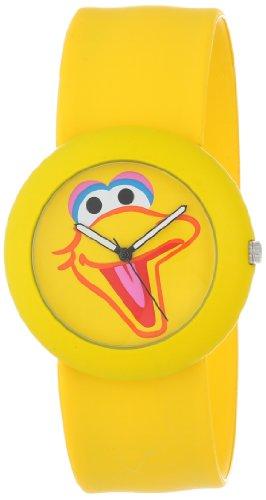 Sesame Street SW613BB Yellow Watch