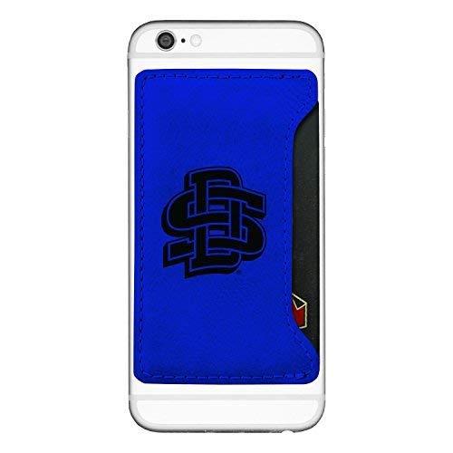 LXG, Inc. South Dakota State University-Cell Phone Card Holder-Blue