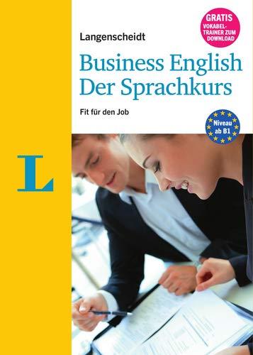 Langenscheidt Business English – Der Sprachkurs   Set Mit 3 Büchern Und 6 Audio CDs  Fit Für Den Job