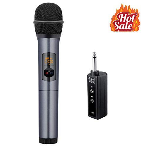 Which are the best ion microphone for total pa max available in 2019?