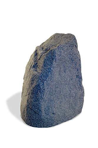 Algreen Products 00241 Landscape Rock, 21.5 x 18 x 16-Inch, Dark Granite ()