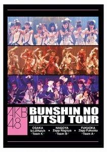 AKB48 分身の術ツアー DVD 3枚組 B007ZZ0HTM