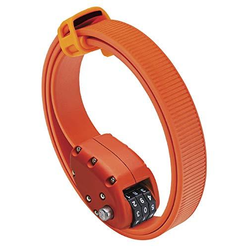 OTTOLOCK Combination Bike Locks   Lightweight, Compact, Durable Design   Theft Deterrent for Quick Stops