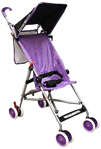 Amazon.com : BeBeLove USA Single Umbrella Stroller, Solid Purple ...