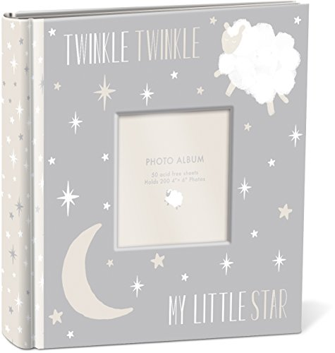 Punch Studio Twinkle Twinkle Photo Album