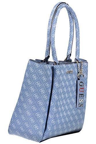 Sky Sac Femme Bleu Guess Jeans Sg729523 fv1EZqqw