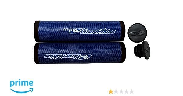 Lizard Skins DSP - Puño para bicicleta (32,3 mm), color azul: Amazon.es: Deportes y aire libre