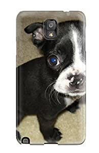 Case Cover Boston Terrier Dog / Fashionable Case For Galaxy Note 3