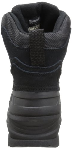 Kamik Men's Fargo Boot Black best place for sale KHj1OdLTv
