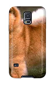 Ultra Slim Fit Hard Andi Silverman Case Cover Specially Made For Galaxy S5- Chow Chow Dog