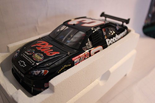 Individually Serialized Action Racing Collectable RCAA Club Car Diecast Dale Earnhardt #3 Daytona 500 10th Anniversary Car of Tomorrow COT Action Racing Collectables 1/24 Hood Opens, Roof Flaps Open & More Very Limited Production Only 700 Made (Action Racing Collectables Hood)