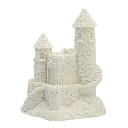 SAND-DECO Sand Castle Figurine 119 Beach Wedding Reception Decor 3.75