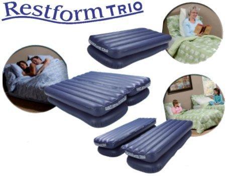 Colchón hinchable Rest form Air Bed TRIO colchón hinchable ...