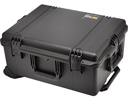 G-Technology G-SPEED Shuttle XL Pelican Storm iM2720 Protective Case with Spare Drive Module Foam Slot - 0G04982