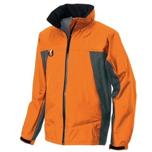 DIAPLEX(ディアプレックス)防寒ブルゾン 防寒着ジャケット az-56301 オレンジ L  B01H8VHA2E