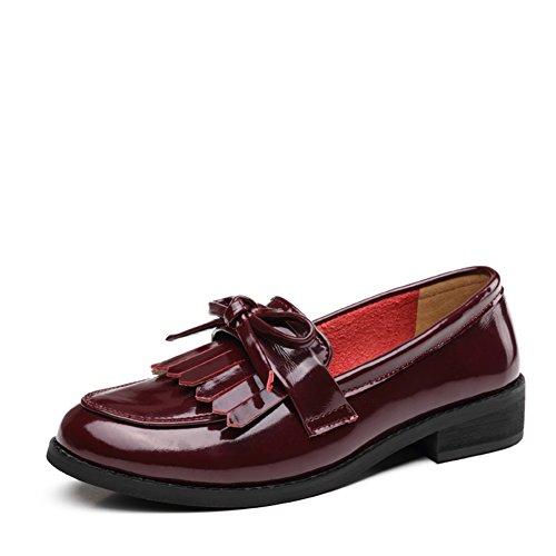 Luz dulce verano zapatos mujeres/Versión coreana de los zapatos con cuero planos/zapatos casuales/Zapatos de mujer C