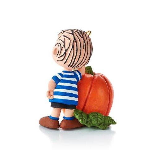 1 X Waiting for the Great Pumpkin #3 Series 2013 Hallmark Ornament