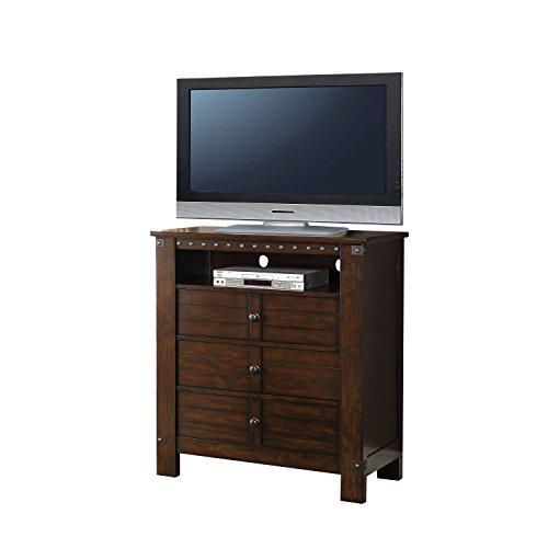 Acme Furniture Brooklyn 23717 TV Console, Espresso