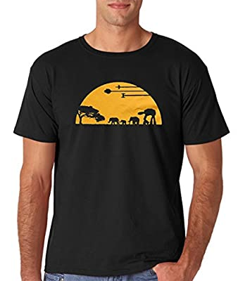 AW Fashion's At-At graphic movie | funny Premium Men's T-Shirt