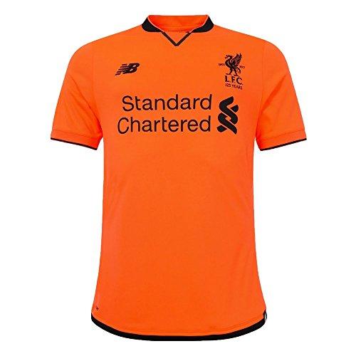 (New Balance Liverpool FC 3RD SS Jersey [Bold Citrus ] (S))