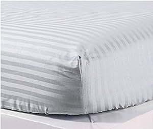 Amazon Com Arlinen 100 Cotton 1 Piece Fitted Bottom