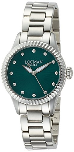 LOCMAN watch ISOLA D'ELBA Lady 0465A03A-00GRNKB0 Ladies