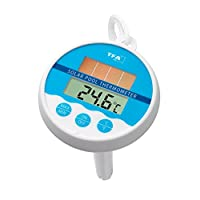 TFA-Dostmann Pool-Schwimmbad-Thermometer Temperaturkontrolle
