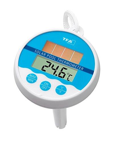 TFA Dostmann digitales Solar-Poolthermometer 30.1041