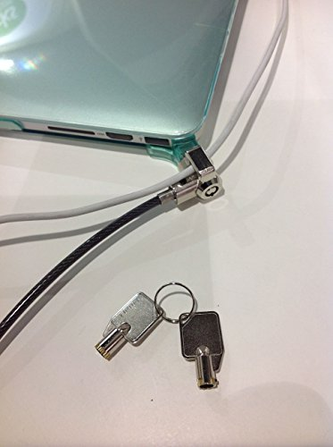 Maclocks MBA11BUN Security Laptop Case and Cable Lock for MacBook Air 11 Inch by Compulocks (Image #5)