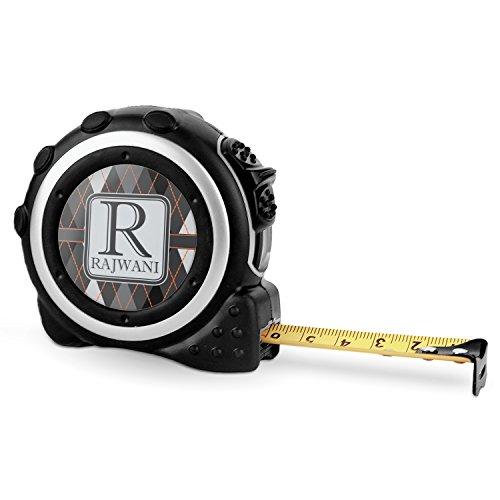 Modern Chic Argyle Tape Measure - 16 Ft (Personalized) - Personalized Tape Measure