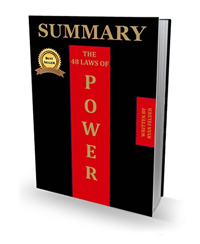 Summary: The 48 Laws of Power by Robert Greene with Key Point Analysis cover