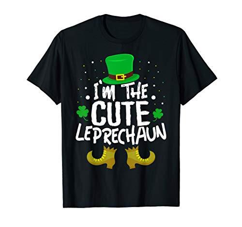 I'm the Cute Leprechaun T Shirt - Funny Saint Patrick's Gift